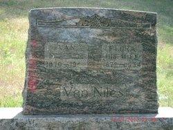 Andrew Jackson VanBuren Niles