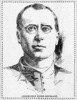 Rev Peter Bourgade