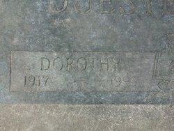 Dorothy <I>Hackbarth</I> Duesterhoeft