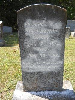 Elizabeth <I>South</I> Daniel
