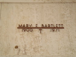 "Mary Frances ""MiMi"" <I>Neville</I> Bartlett"