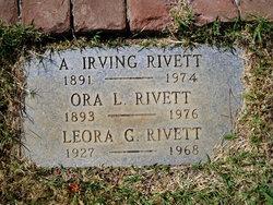 Alfred Irving Rivett