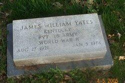 James William Yates
