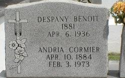 Andria <I>Cormier</I> Benoit