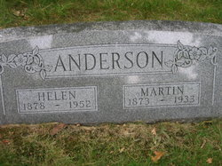 Helen <I>Hower</I> Anderson