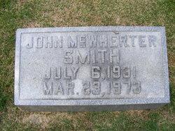 John McWherter Smith