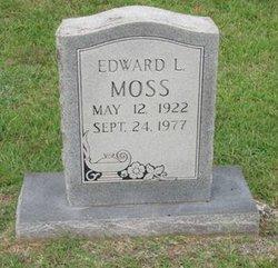 Edward Lewis Moss