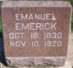 Emanuel Emerick