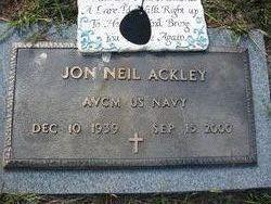 Jon Neil Ackley