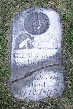 Cicero D. Allen