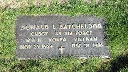 Donald Loren Batcheldor