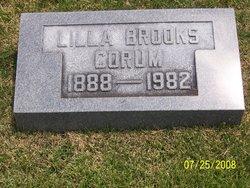 Lilla Knox <I>McWherter</I> Corum