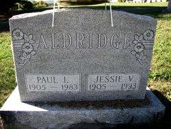 Jessie V Aldridge