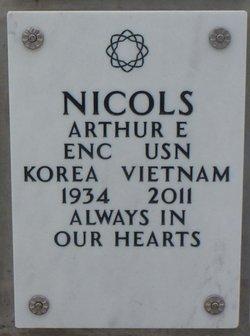 Arthur Edwards Nicols