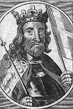 "Valdemar II ""the Victorious"" of Denmark"