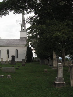 Mount Pleasant Reformed Church Cemetery