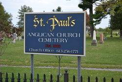 Saint Pauls Anglican Church Cemetery