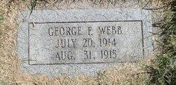 George F. Webb