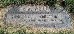 Caroline <I>Woodhead</I> Webb