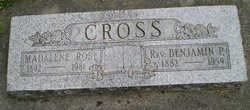 Rev Benjamin P Cross