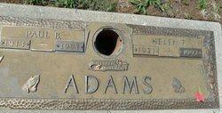 Helen Fay <I>McKee</I> Adams