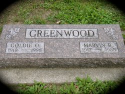 Marvin Roland Greenwood