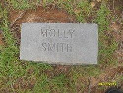 """Mary Ann """"Molly"""" <I>White</I> Smith"""