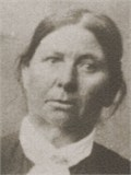 Martha Jane <I>Bickmore</I> Abbott