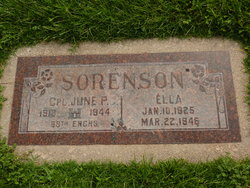 Ella Sorenson