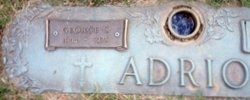 George Clarence Adrio