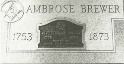 Ambrose Brewer