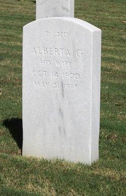 Alberta Gibbson Feaster