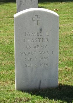 James Leroy Feaster