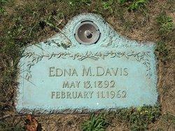 "Edna ""Donnie"" <I>Donahue</I> Davis"