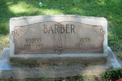 Ruth A <I>Gannon</I> Barber