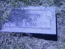 Patsy Ann <I>Maness</I> Bailey