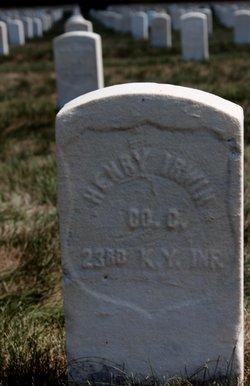 Pvt Henry Irwin