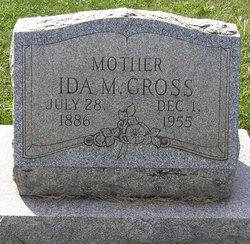 Ida Mae <I>Hauser</I> Merkel - Uhl - Gross
