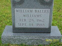 William Balles Williams