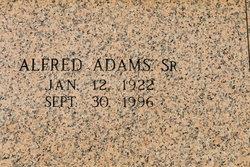 Alfred Adams, Sr