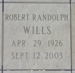 Robert Randolph Wills