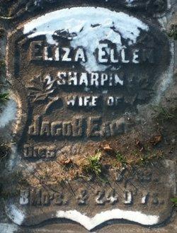 Eliza Ellen <I>Sharpin</I> Eamer