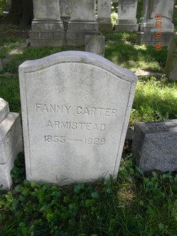 Fanny <I>Carter</I> Armstead