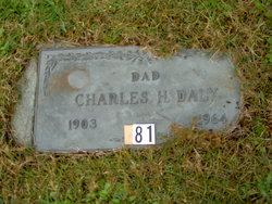 Charles H Daly