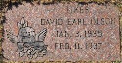 "David Earl ""Tiker"" Olson"