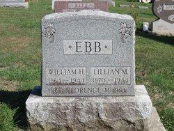 Lillian <I>Fonda</I> Ebb