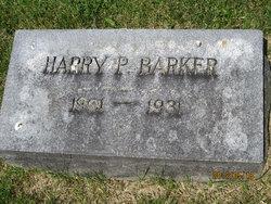 Harry P. Barker