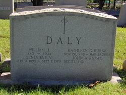 William J Daly
