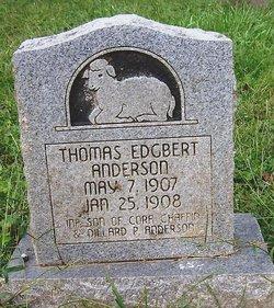 Thomas Edgbert Anderson