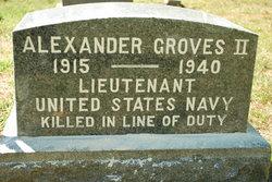 Alexander Groves, II